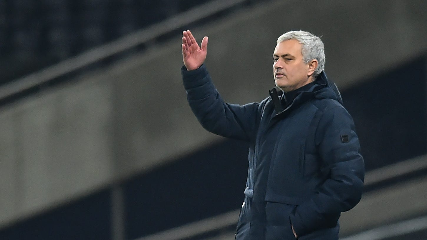 Jose Mourinho believes it is not difficult to have success ...