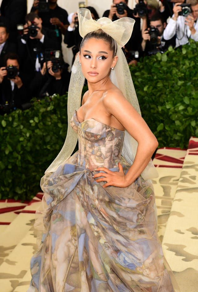 Ariana Grande new face of Givenchy
