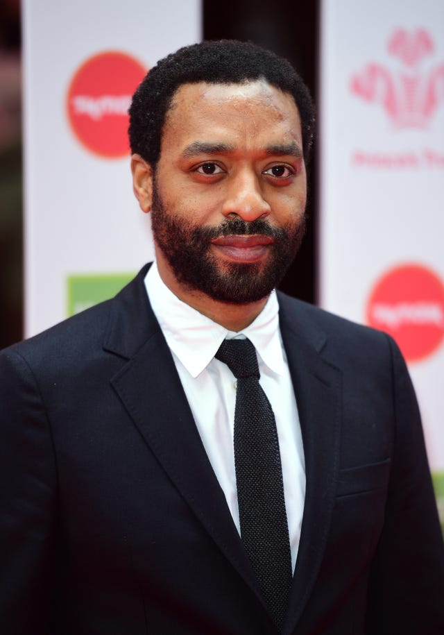 Chiwetel Ejiofor at the Prince's Trust Awards 2019