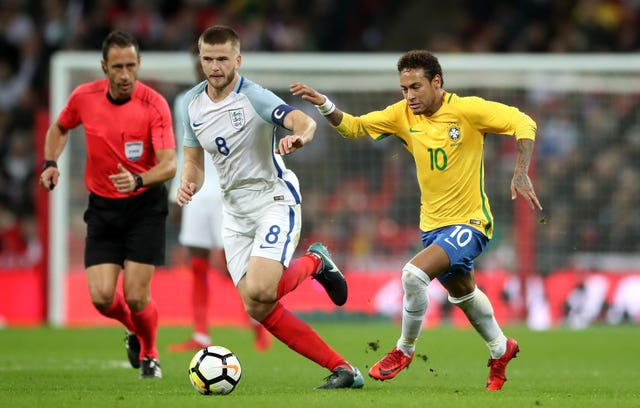 England v Brazil – Bobby Moore Fund International – Wembley Stadium