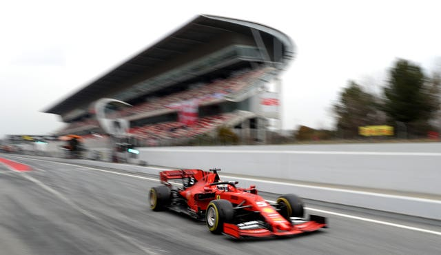 Sebastian Vettel's Ferrari team have impressed in Barcelona