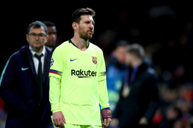 Messi says he will wait and see if there is any truth in the accusations