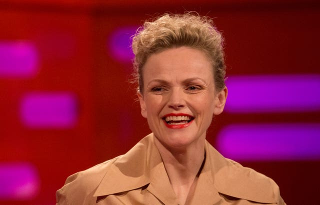 The article was written by Maxine Peake