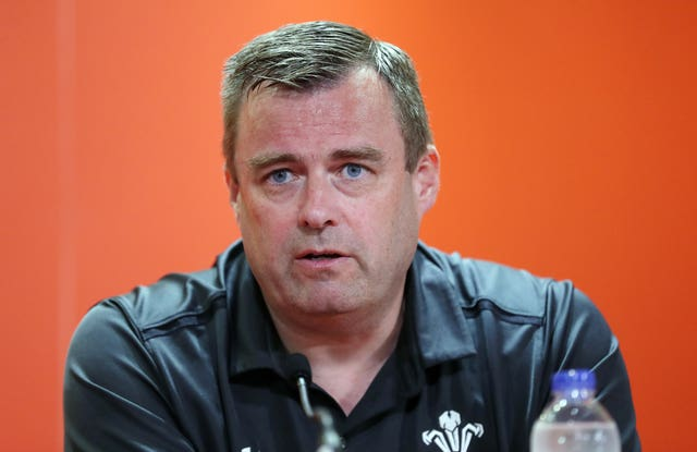 WRU chief executive Martyn Phillips is hoping to protect the sport in Wales.