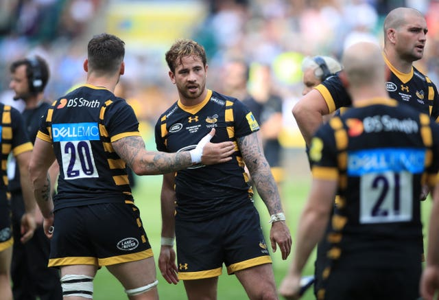 Cipriani's two-year spell at Wasps ended last summer