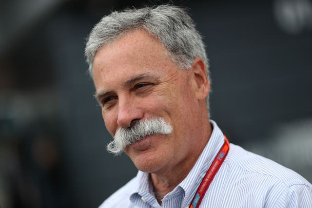 Chase Carey is stepping down from his role