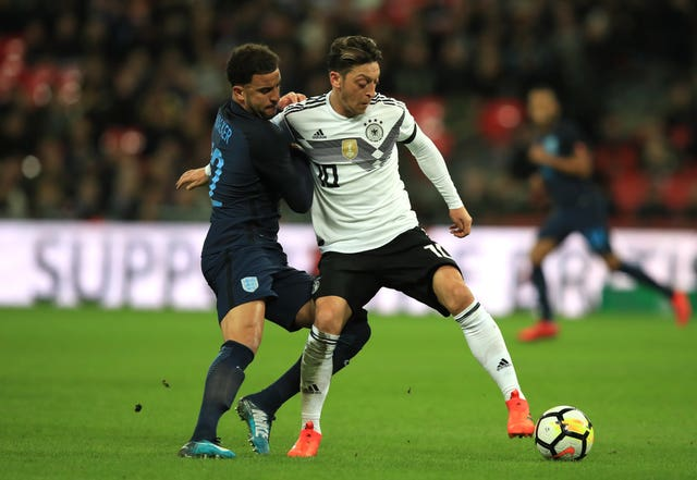 England v Germany – International Friendly – Wembley Stadium