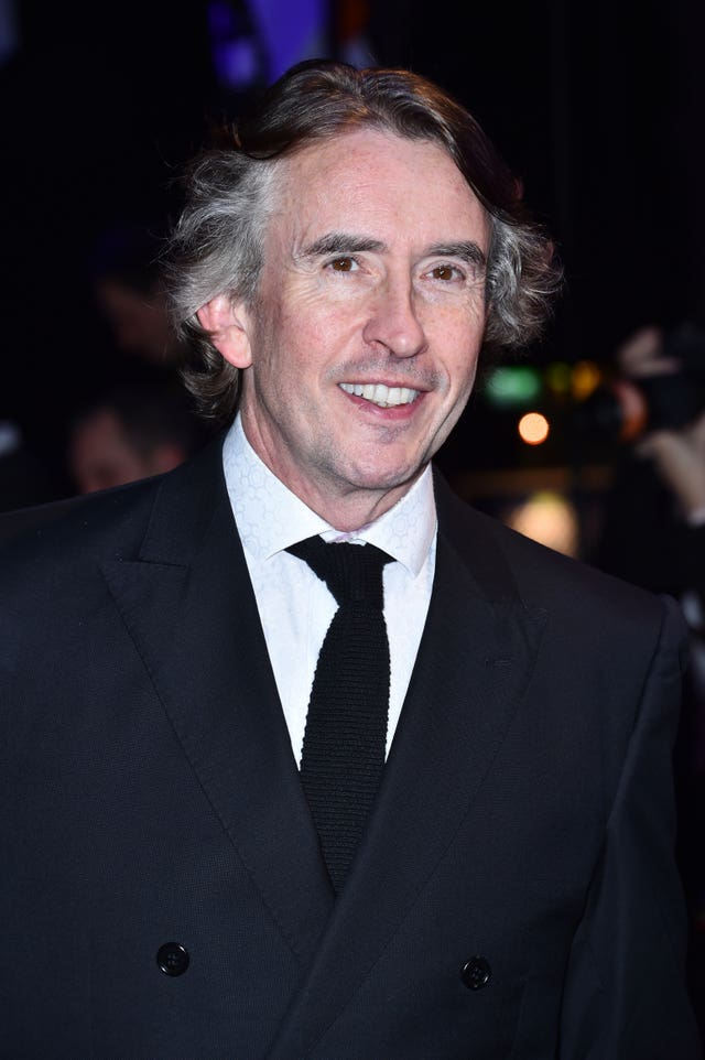 Steve Coogan nterview