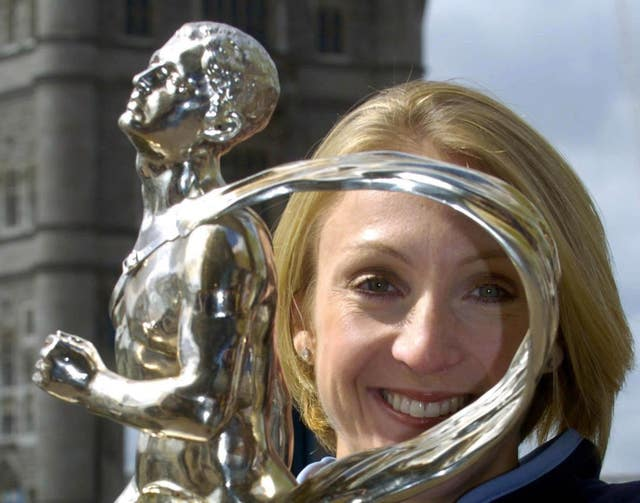 London Marathon 2005 – Tower Bridge Photocall