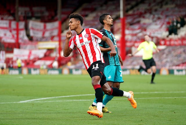 Watkins scored 26 goals for Brentford last season