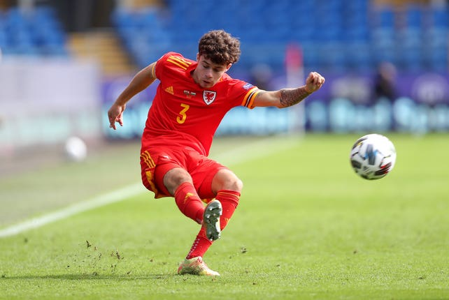 Neco Williams has made two appearances and scored one goal for Wales (David Davies/PA).
