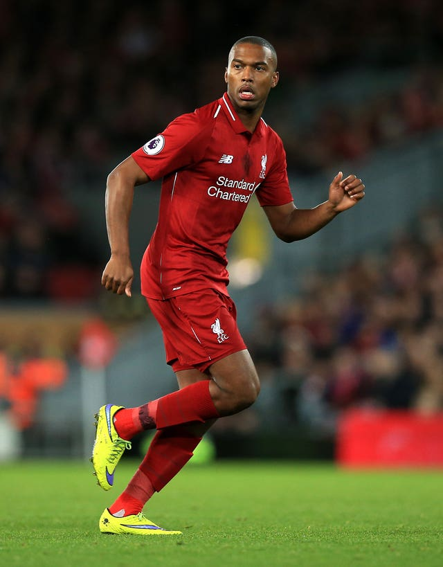 Daniel Sturridge File Photo