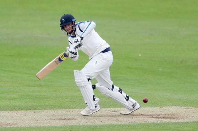 Tom Kohler-Cadmore hit 165 not out in his last competitive appearance for Yorkshire last September