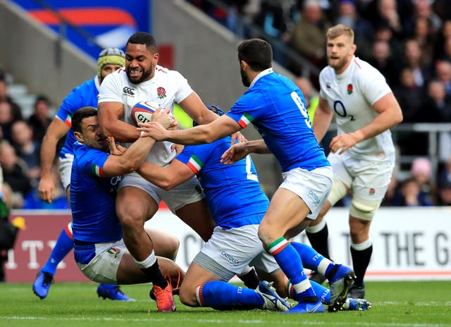 Cokanasiga impressed against Italy but will not face Scotland this weekend