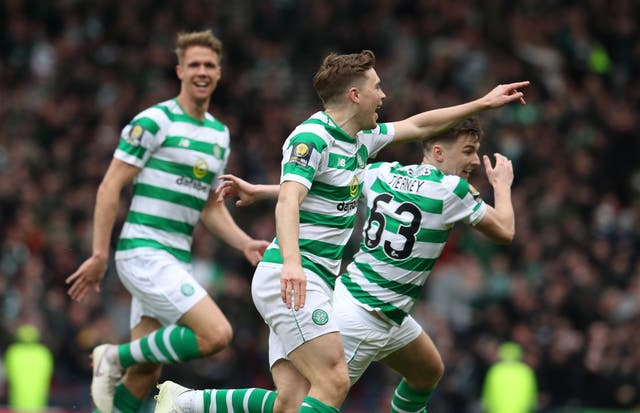 James Forrest has impressed for Celtic