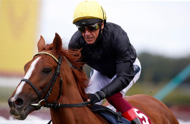 Dettori ranks stablemate Stradivarius as Enable's main rival