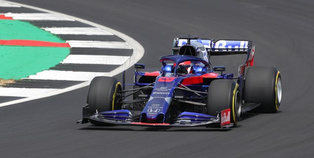 Alexander Albon started out at Toro Rosso before moving to Red Bull