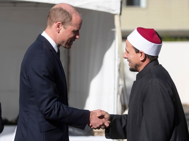 New Zealand Prince William Mosque Attacks