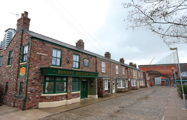 New Coronation Street Set – Media City, Manchester
