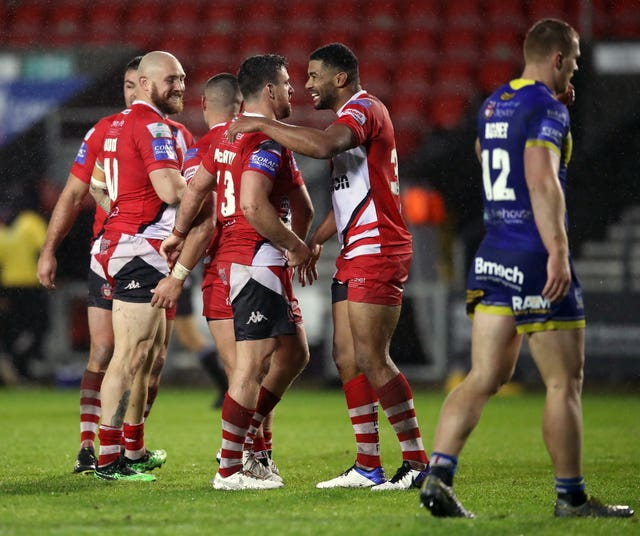 Salford's preparations for the Challenge Cup final have been hit by two positive tests