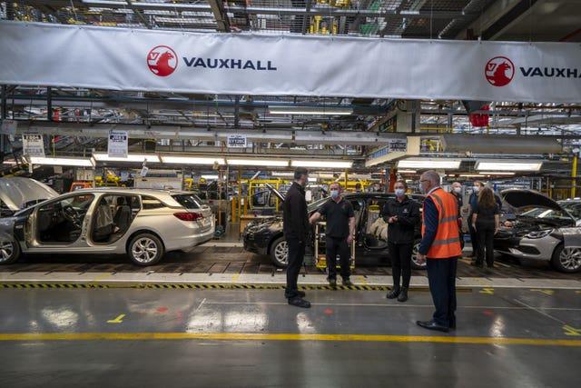 Vauxhall investment