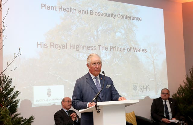 Plant Health and Biosecurity Conference – London