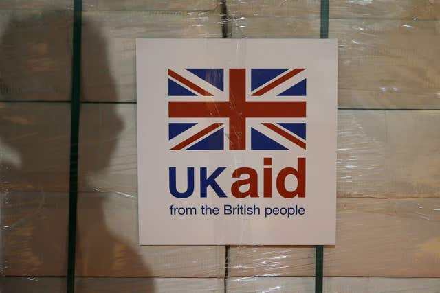 Reports have emerged in the press about cuts to the UK aid budget