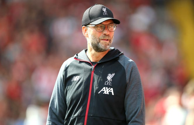 Will Jurgen Klopp be concerned by Newcastle's goal?
