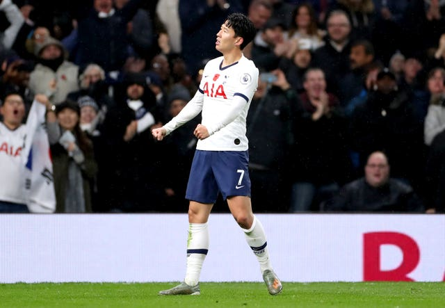Tottenham Hotspur v Sheffield United – Premier League – Tottenham Hotspur Stadium