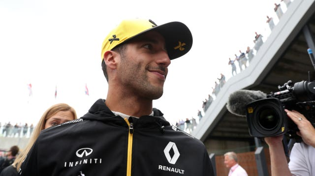 Daniel Ricciardo expects to see some rusty driving when F1 returns.