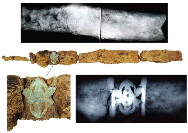 Iron Age grave unearthed in West Sussex