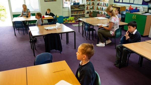 Unions criticise 'inconclusive' scientific evidence behind school reopening plan