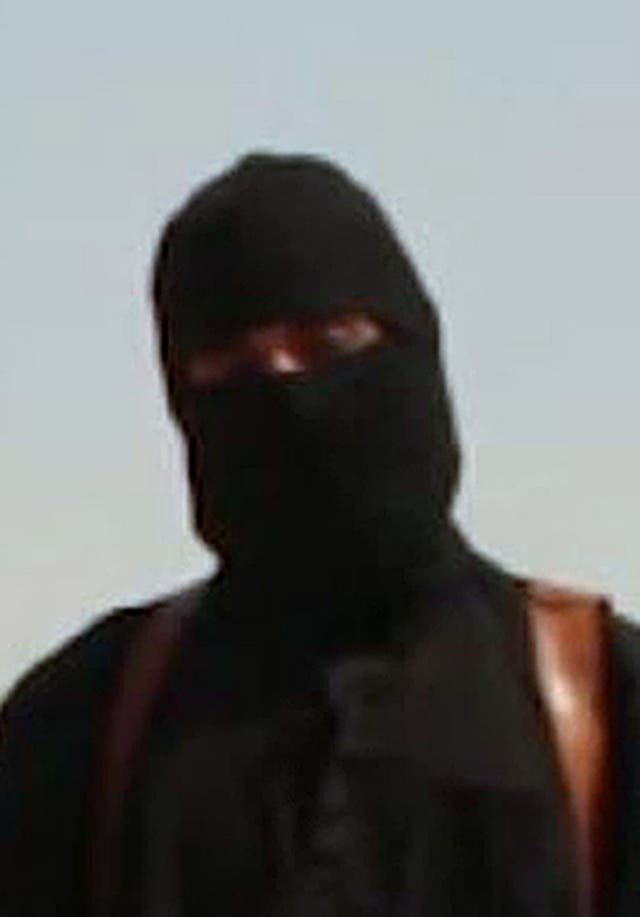 Jihadi John became one of the most infamous Islamist killers of recent times (PA)