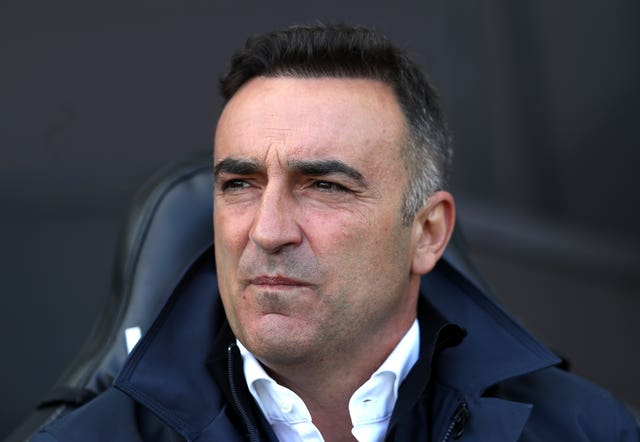 Former Swansea manager Carlos Carvalhal is a contender