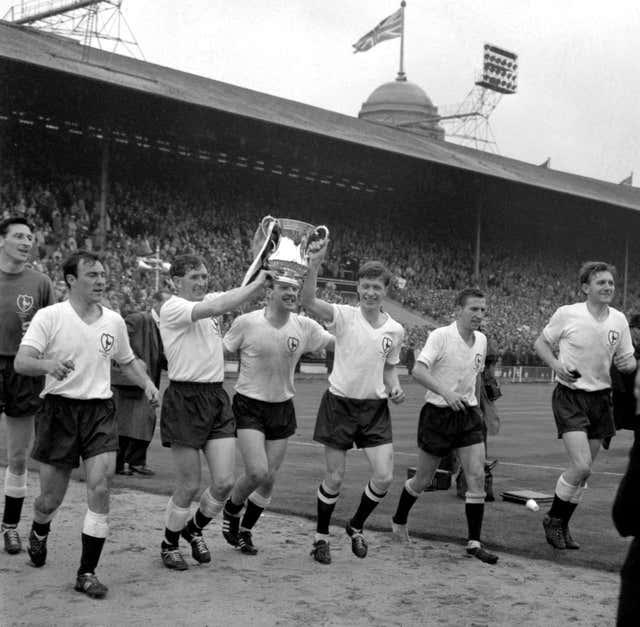 Soccer – FA Cup – Final – Tottenham Hotspur v Burnley – Wembley Stadium