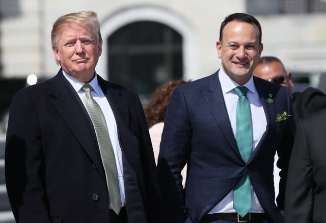 Leo Varadkar visit to US – Day 2