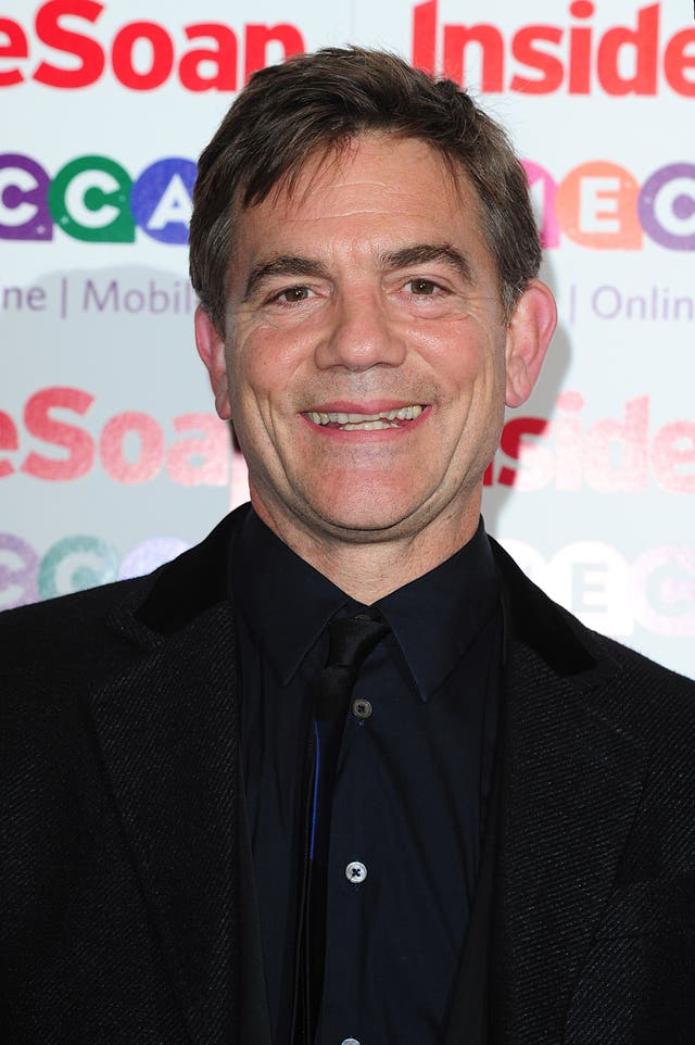 Ceon Broughton is due before Poole Magistrates' Court accused of killing actor John Michie's daughter Louella Fletcher-Michie (Ian West/PA).