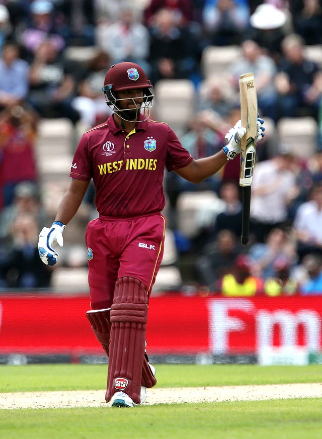 England v West Indies – ICC Cricket World Cup – Group Stage – Hampshire Bowl