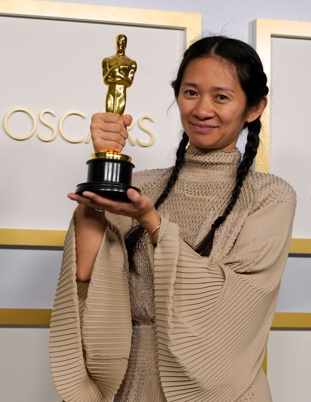 93rd Academy Awards – Press Room