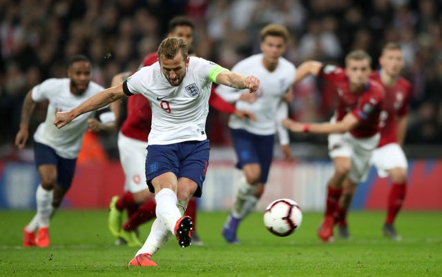 Harry Kane was spot on at Wembley