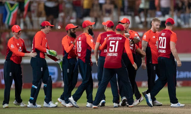 England held their nerve to claim victory in Durban