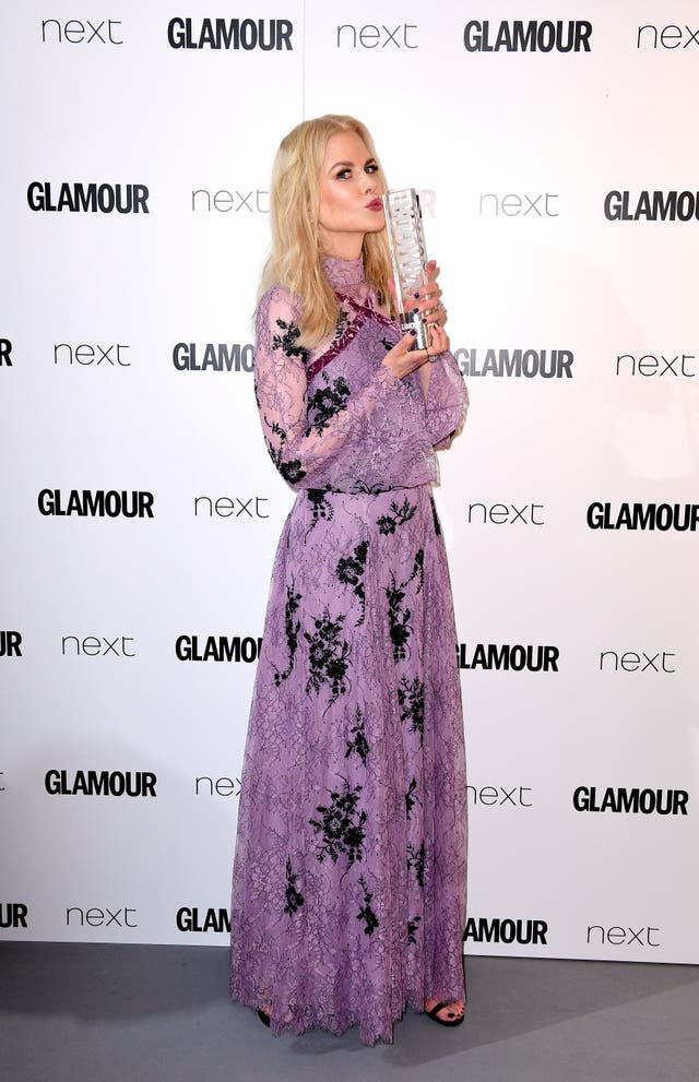Glamour Women of the Year Awards 2017 – Press Room – London