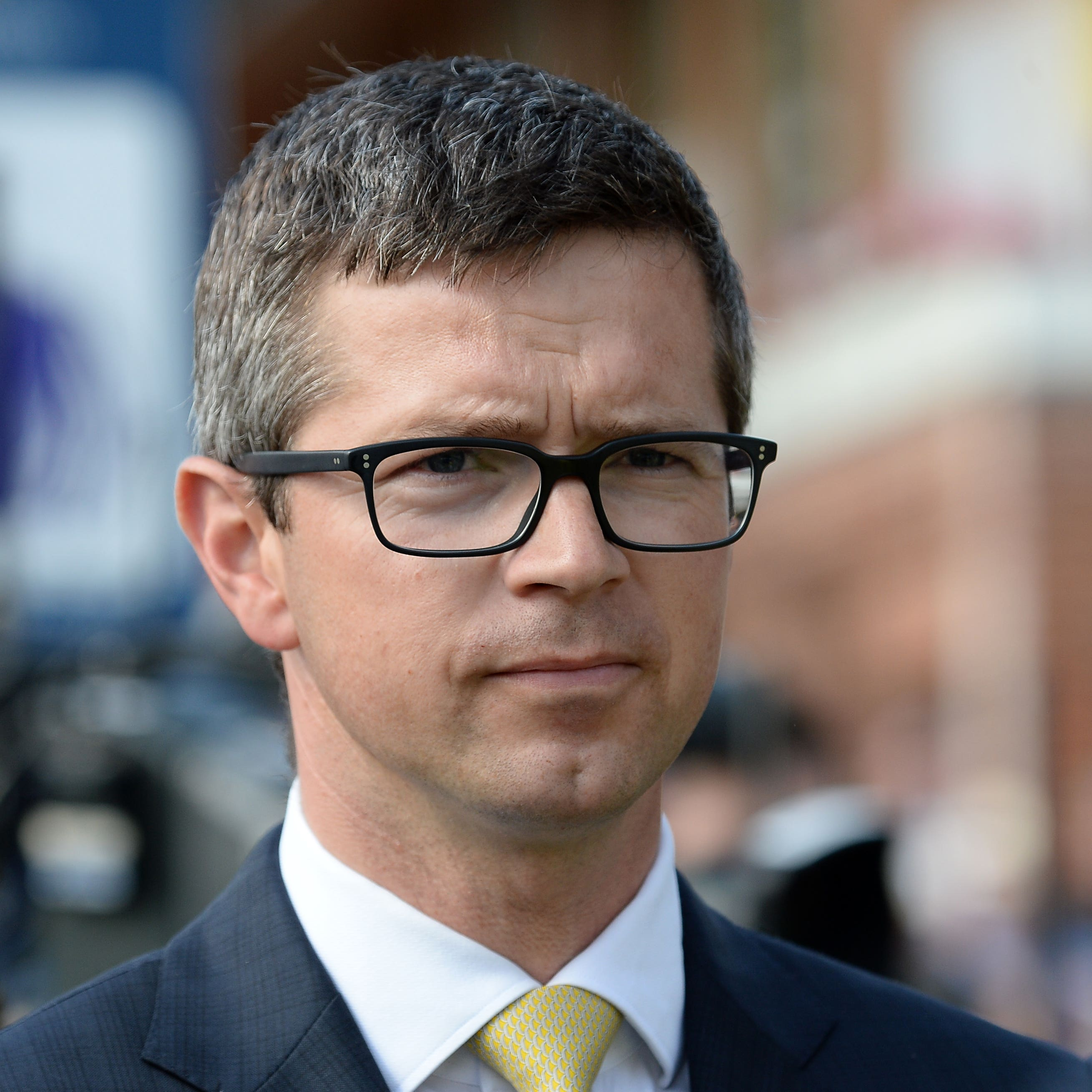 Roger Varian has a nice prospect in Willie John