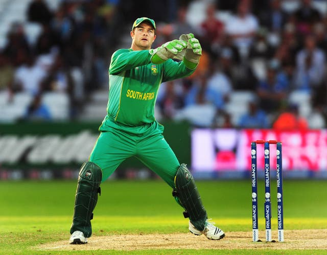 Former South Africa wicketkeeper Mark Boucher has become head coach of the national side (Rui Vieira/PA)