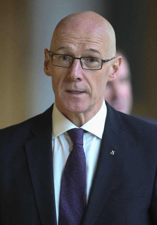 John Swinney comments