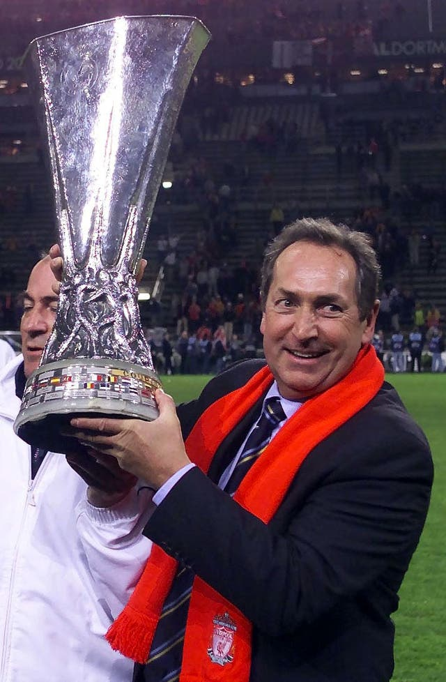Gerard Houllier File photo