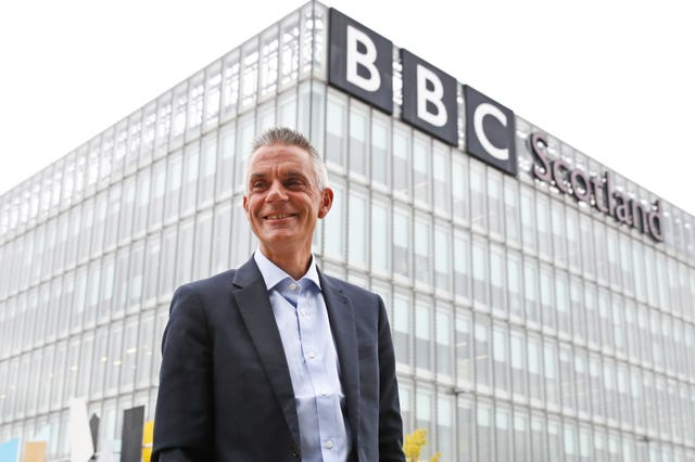 The BBC's director-general Tim Davie