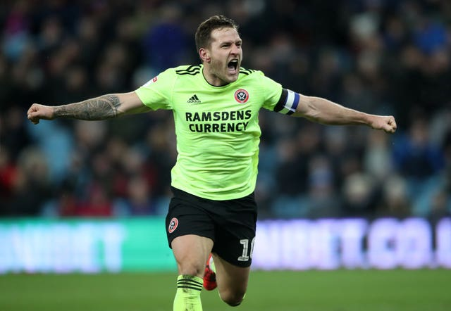 Billy Sharp's goals have powered Sheffield United