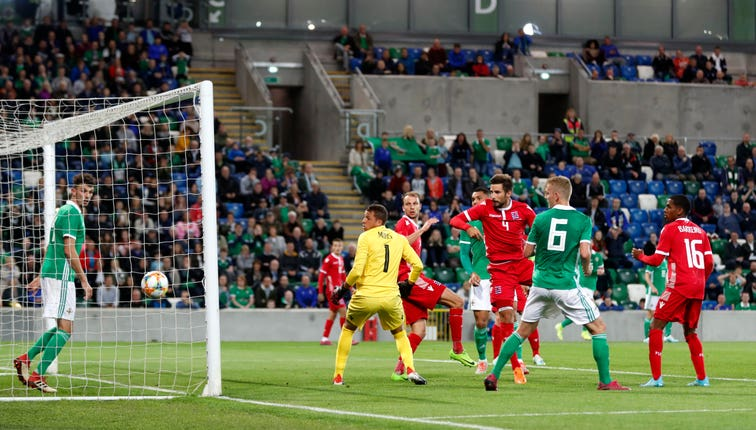 Northern Ireland v Luxembourg – International Friendly – Windsor Park