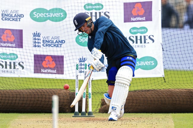 Jason Roy may be moved away from opening the batting